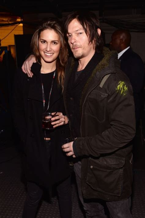 does norman reedus have a girlfriend norman reedus and diane kruger the walking dead actor