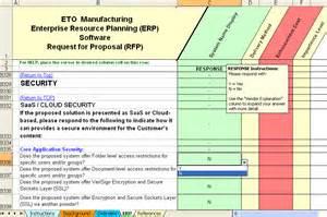 Software Vendor Comparison Template by Selection Matrix Models Rfp Sles Rfp Templates