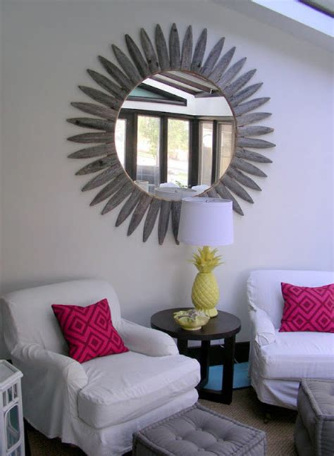 hot home trend sunburst mirrors sophisticated diy mirrors that are cool and affordable