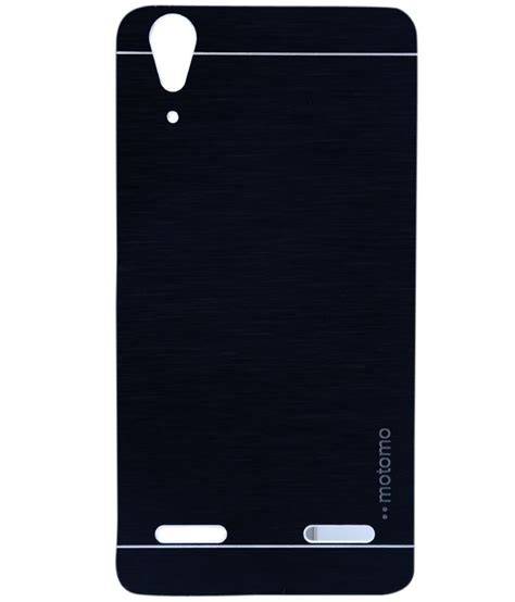 motomo lenovo a6000 motomo back cover for lenovo a6000 plus black buy
