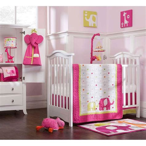 Pink Safari Crib Bedding Set 28 Best Images About Baby Room Ideas Collection On