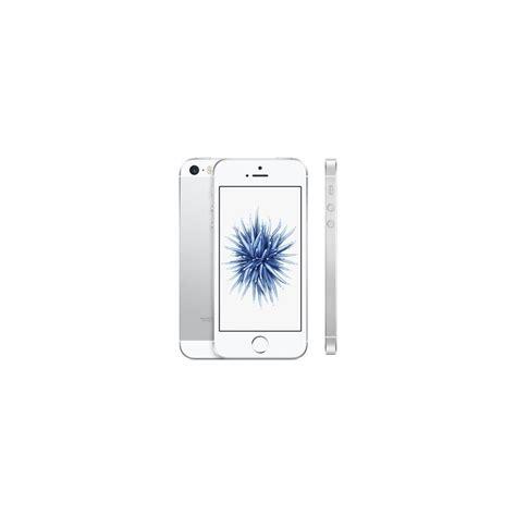 Iphone 5se 16gb iphone 5se argent 16gb comptoir de l iphone