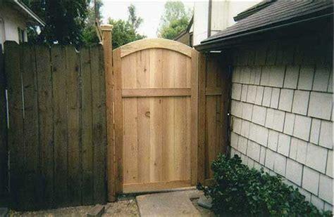 fence gate designs custom wood gates wood garden gates