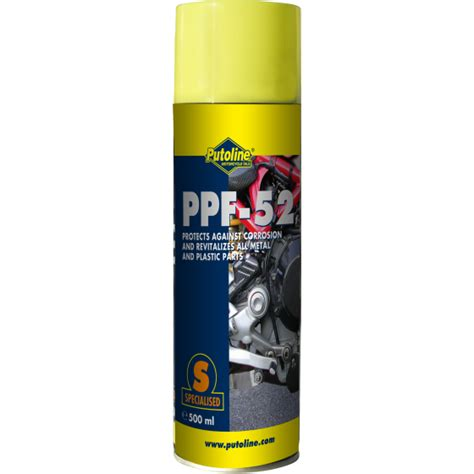 putoline ppf  spray ml plastik ve metal parlatici ve