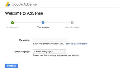 tutorial daftar google adsense tutorial cara daftar google adsense agar cepat diterima