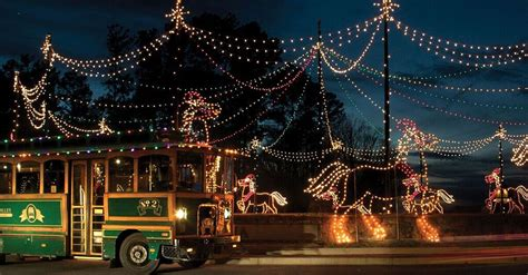 top 5 places to see christmas lights in atlanta atl