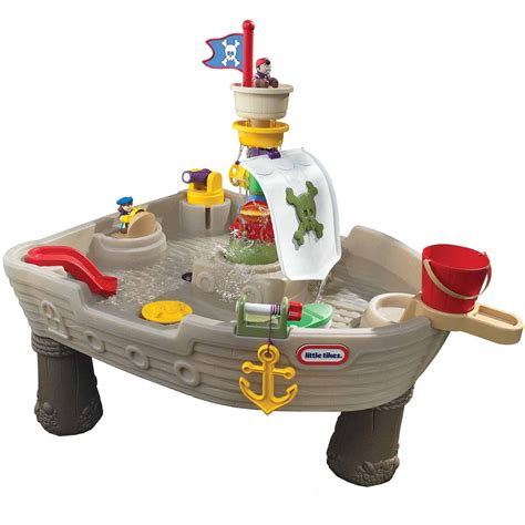 tikes anchors away pirate ship water play table tikes anchors away pirate ship water table toys quot r