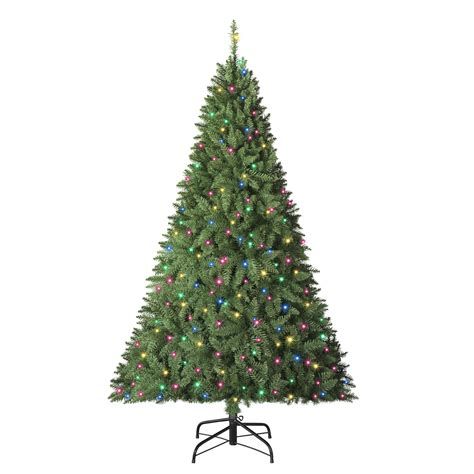 trim a home brilliant tree trim a home 6 multicolor boulder mountain pine tree kmart
