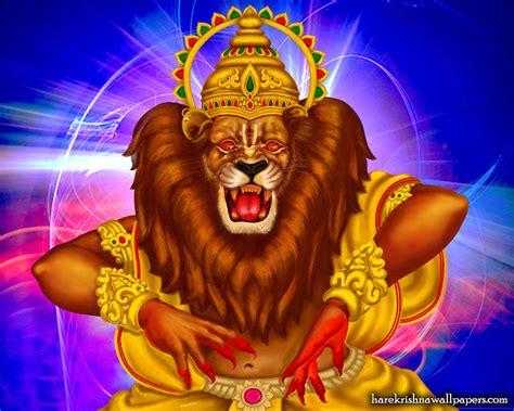 Photo Of Narasimha God