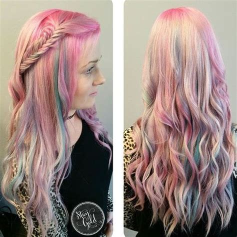 hairstyles with pastel colours 20 gorgeous pastel pink hairstyles and hair colors amoy