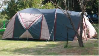 cmaster galaxy iii 6 person tent in willowmore clasf