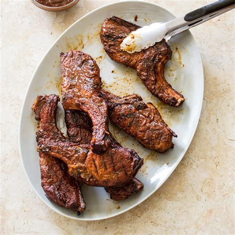 country style pork ribs on the grill sweet and tangy grilled country style pork ribs cook s