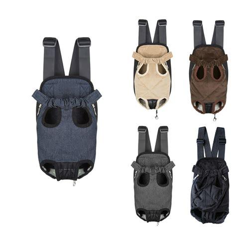 Denim Slingbag Deathnote denim front pet cat puppy backpack carrier travel note bag net sling shoulder leg out