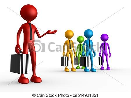 can stock photo clipart stock illustrations of 3d with briefcase leadership