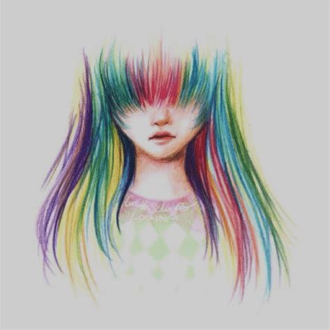 anime hair colors anime hair color guide space amino