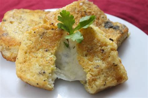 mozzarella in carrozza femi s kitchen mozzarella in carrozza