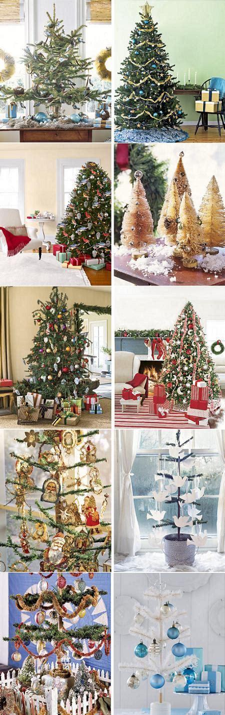 ideas para adornar el 225 rbol de navidad demujer moda