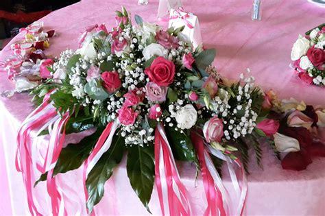fiori fucsia matrimonio matrimonio all aperto in fucsia la fiorista