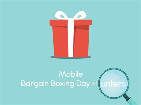 Bargain Hunters Calendar The Uk Boxing Day Bargain Hunters