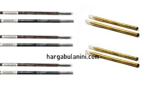 Pensil Alis Coklat Sariayu harga pensil alis sariayu terbaru mei 2018 hargabulanini