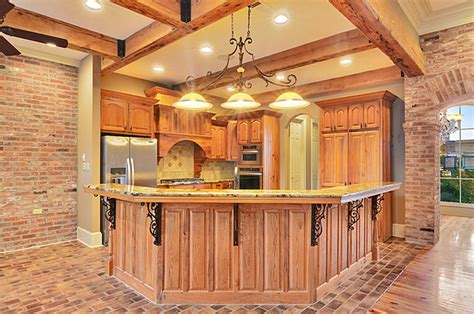 Rustic Kitchen Countertops Kitchen Countertops Rustic Kitchen Other By Triton