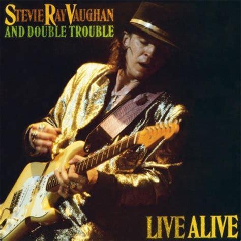 stevie ray vaughan  alive catalog   vinyl