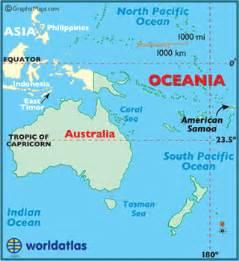 Samoa World Map by American Samoa Map Of World