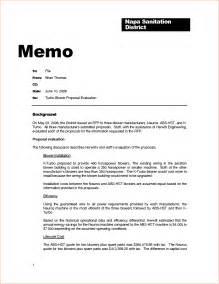 9 professional memo template memo formats