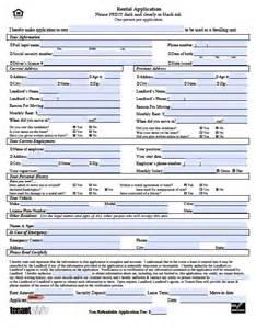free hawaii rental application pdf word doc