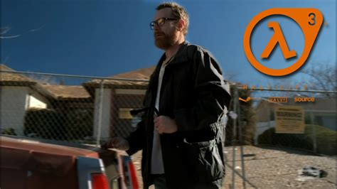 bryan cranston gordon freeman bryan cranston confirmed to play gordon freeman in half