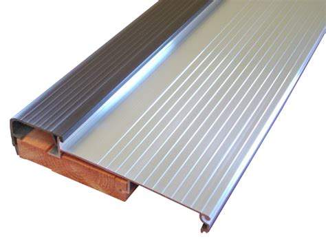 replacing exterior door threshold aluminum door replacing aluminum door threshold