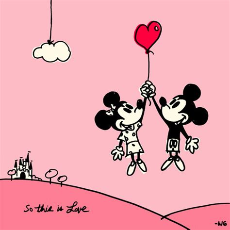 disney valentines day quotes mickey mouse and minnie quotes quotesgram