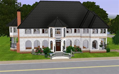 large house mod the sims large house for 8 sims