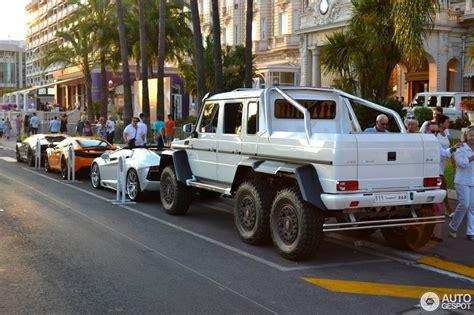 Gta V Online Teuerstes Auto Verkaufen by Mercedes Benz G 63 Amg 6x6 8 August 2014 Autogespot