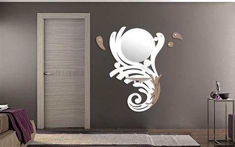 parete a specchio per ingresso cheap specchio a parete per ingresso with specchi per ingressi
