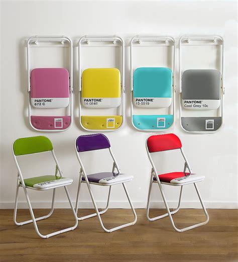 sedia pantone prezzo sedie pieghevoli design il bestseller pantone chair di