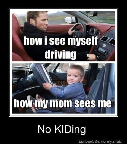 New Driver Meme - adhd joy fm and new drivers on pinterest