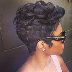 hairstyle in front black in back ventisei fashionistas 2015 hair styles