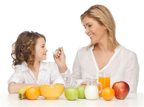 la importancia de unos buenos habitos alimenticios desde