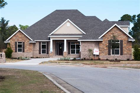 100 design home builders inc pensacola southern