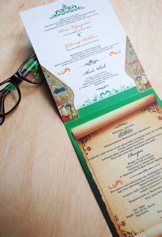 Kartu Bridesmaid Wedding undangan bludru invitation paper addict