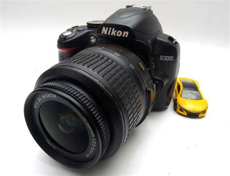 Kamera Nikon D3000 Bekas by Jual Kamera Dslr 2nd Nikon D3000 Jual Beli Laptop Bekas