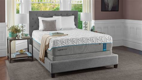 tempur bed tempur cloud luxe adjustable bed by tempur pedic
