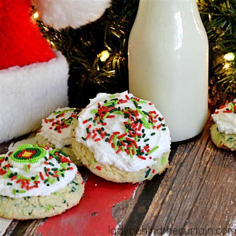 easy last minute christmas cookies