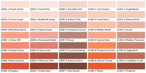 behr coral cream evoking beach and ocean coral is a fresh take on aquatic blues that have