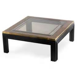 Square coffee tables with glass top square glass end table square