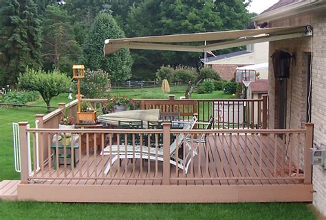 retractable awnings for decks adjustable pitch retractable awning affordable tent and