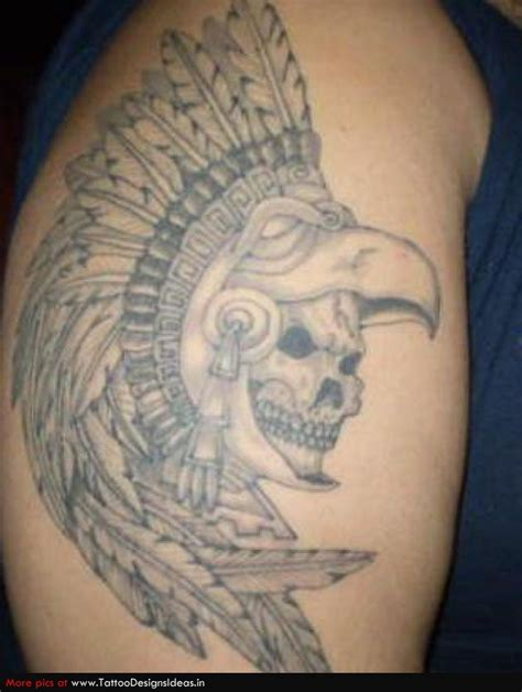 mexican aztec latin tattoo designs mexican tattoos and designs page 6