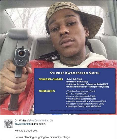 Sylville Smith Criminal Record Here S What Rioters Don T Want You To About The