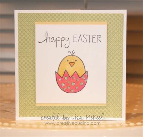 make easter cards easter cards in egg creative cucina